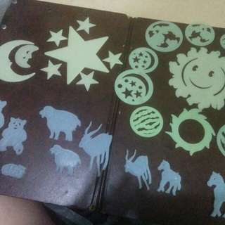 Imported Glow in the Dark 30pcs