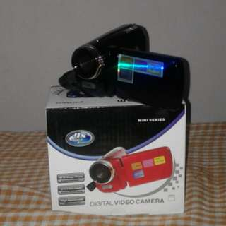 Mini Digital Video Camera