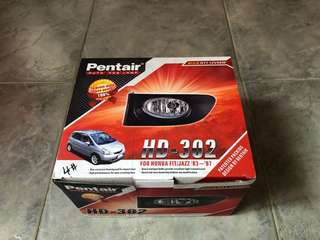 BNIB Honda city/fit/jazz fog light kit