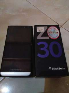 Blackberry Z30 muraah muluus