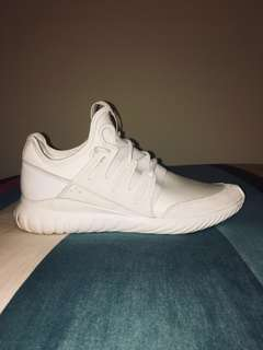 Adidas Tubular Radial - Crystal White