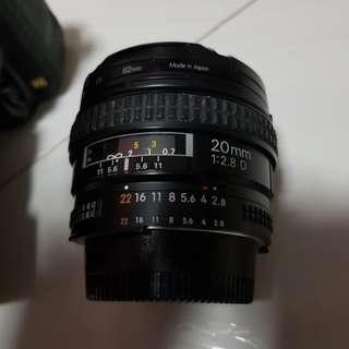 Nikon 20mm F2.8d