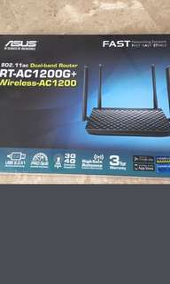 asus 802.11ac dual band router