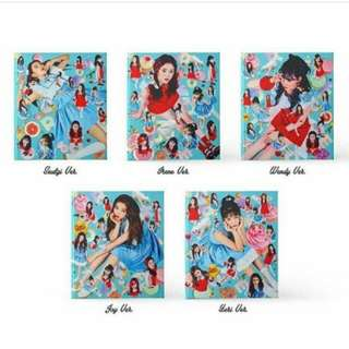 RED VELVET - ROOKIE (PREORDER ALBUM)