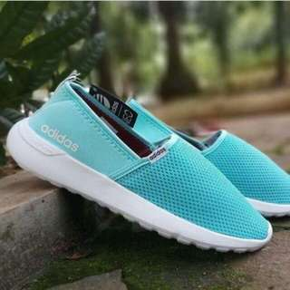 ADIDAS Cloud Foam Slip On Blue (Grade Ori) #IPB2018