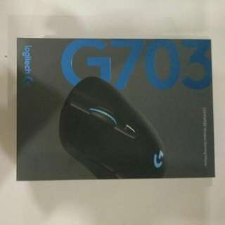 Logitech G703 Wireless Mouse