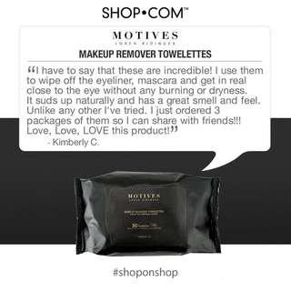 Motives® Makeup Remover Towelettes