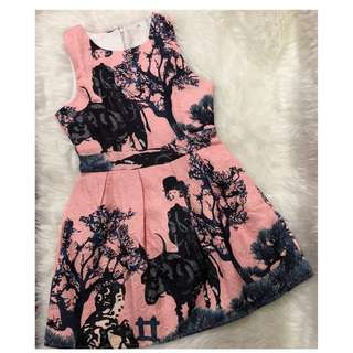 Caplin Dress