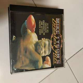 Mike Tyson's Greatest Hits VCD
