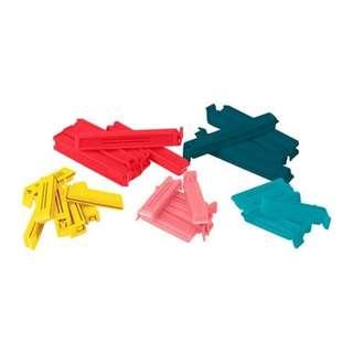 Ikea Bevara Bag Sealing Clips