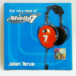 Malay CD Song : Sheila on 7