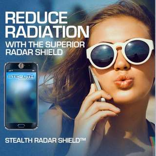 REDUCE RADIATION - 100% AUTHENTIC