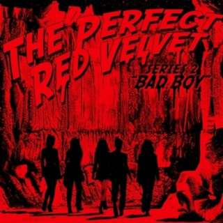 Red Velvet - The Perfect : Bad Boy