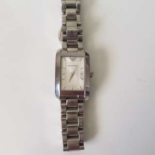 Armani women's watch - Silver