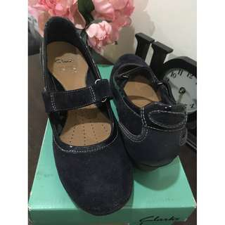 Clarks Active Air Suede Leather UK 5