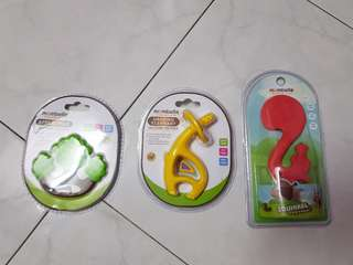 Mombella Silicone Teether