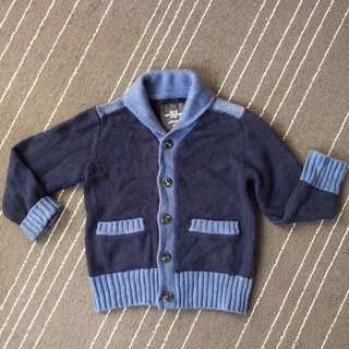 ♻️H&M® baby boys fine-knit cardigan
