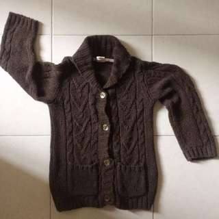 ♻️H&M® baby boys cable-knit cardigan