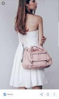 Ohvola pink bag
