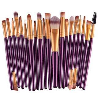 20pcs/set Makeup Brushes