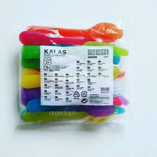 Ikea Kalas Kids Cutlery Set