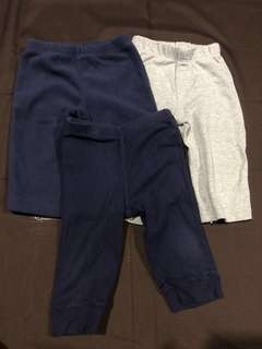 3 for RM 15 - Carters Bundle Pants (6)