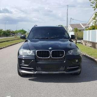 BMW X5 3.0 7 seater