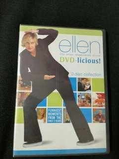 Ellen Degeneres Show ( 1st three years) DVD