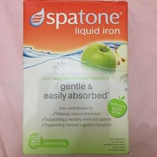 Spatone 英國純天然鐵水👍女士補血養生必備