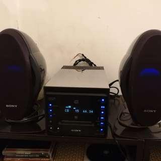 Sony cmt-c5