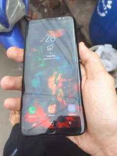 Samsung s8 4/64 midnight black