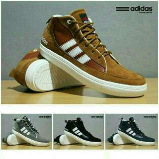 Sepatu Adidas Neo High