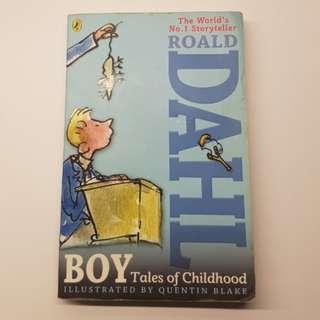 Roald Dahl - Boy Tales Of a Childhood