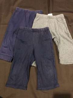 3 for RM 12 - Carters Bundle Pants (9)