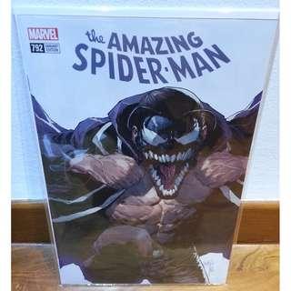 AMAZING SPIDER-MAN #792 - Leinil Yu variant - 1st appearance of Maniac!