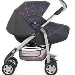 Stroller dan box bayi