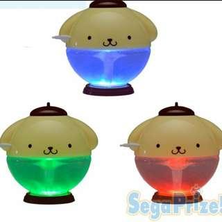 Sanrio 布丁狗 USB 變色 空氣清新機香薰機