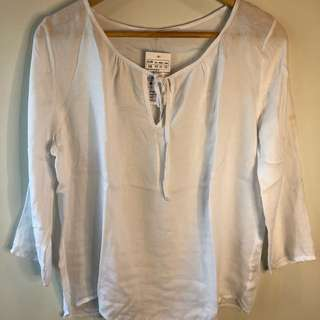 Shana Top — White