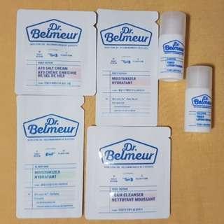 Dr. Belmeur Skin Products