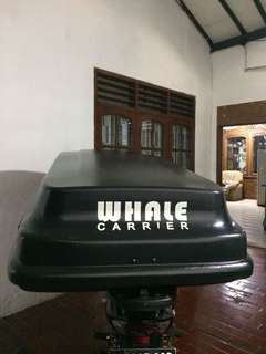 Whale Journey X Roofbox Set