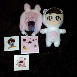 [PRICE REDUCED] BTS JUNGKOOK DOLL