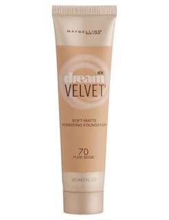 Authentic Dream Velvet Matte Liquid Foundation