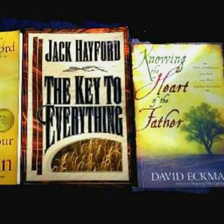 2 Bn The Key To EverythingBy Jack W. Hayford / Knowing the Heart Of The Father By David Eckman