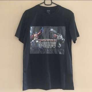 Transformers drifit tshirt