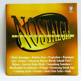 Malay CD : Nostalgia