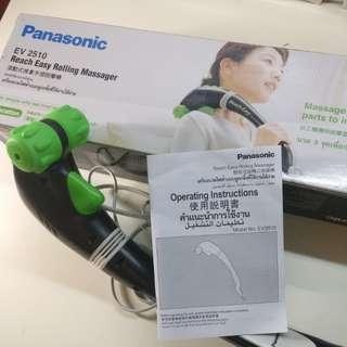 Panasonic 滾動式推拿手提電動按摩棒
