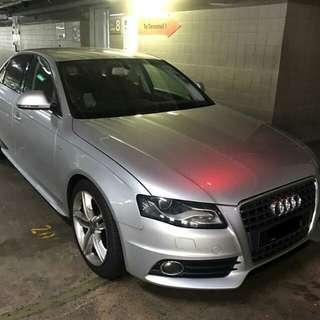 Audi A4 2010 SG