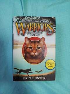 Warriors - Omen of the Stars Book 5/The Forgotten Warrior