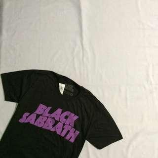 Black sabbath purple logo