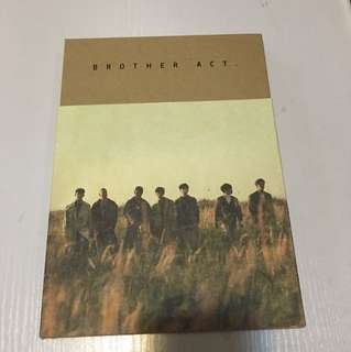 BTOB Brother Act. album